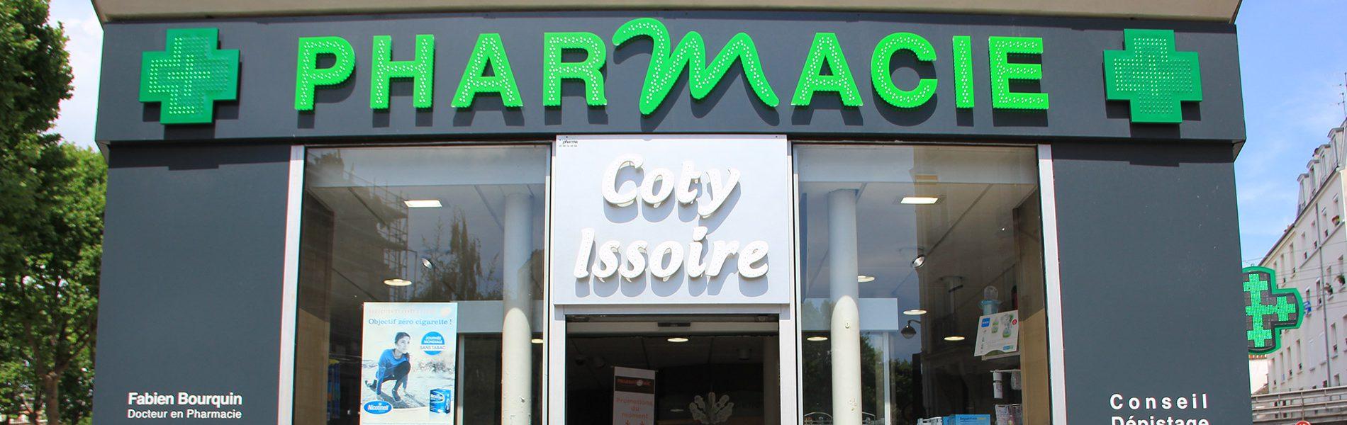 Pharmacie COTY ISSOIRE - Image Homepage 1