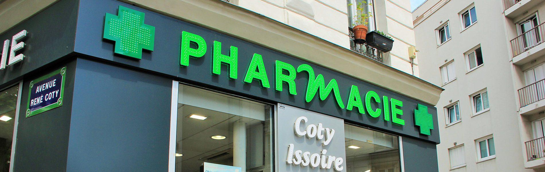 Pharmacie COTY ISSOIRE - Image Homepage 2